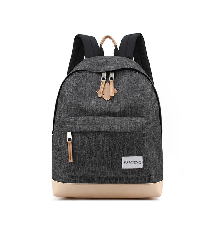 Small Cheap Nylon Bookbag Fashion Backpack Purse 28461629c37d