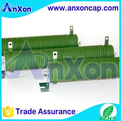 Alta Potencia resistencia tubular fijo alambre herida 10 W 100 Ohm