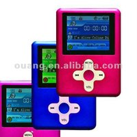 8G 1.8 inch TFT Screen Clip MP4 A-171 with excellent design