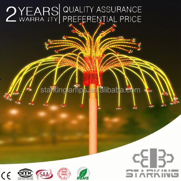 New Product 2016 Outdoor Led Firework Lights For Wedding Decora ...