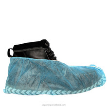 Cheap price disposable anti-skid shoe cover