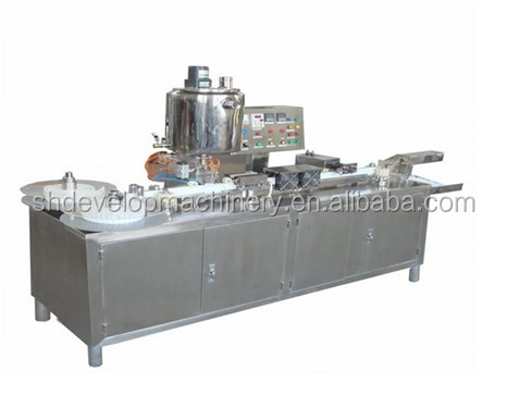 SGF Suppository filling sealing cutting machine