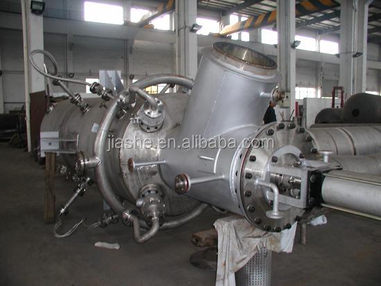 High Vacuum System For Hexanediol Hexylene Glycol Spray