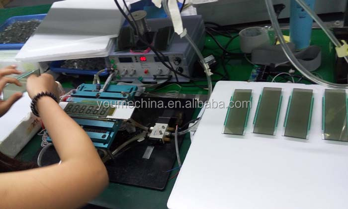 chinese shenzhen lcd manufacturer supply FPC, Metal Pins, Zebra, Heat-seal lcd display connector