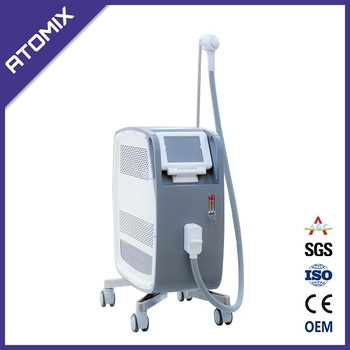 Diode Laser Hair Removal 808nm Machine 808nm Professional Use Lightsheer  Permanent Non Ipl Or Opt Shr Alexandrite - Buy Permanent Hair Removal  Product