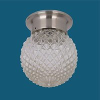 Acrylic Ceiling Lamp Dome Led Round Plastic Ceiling Light Covers ...