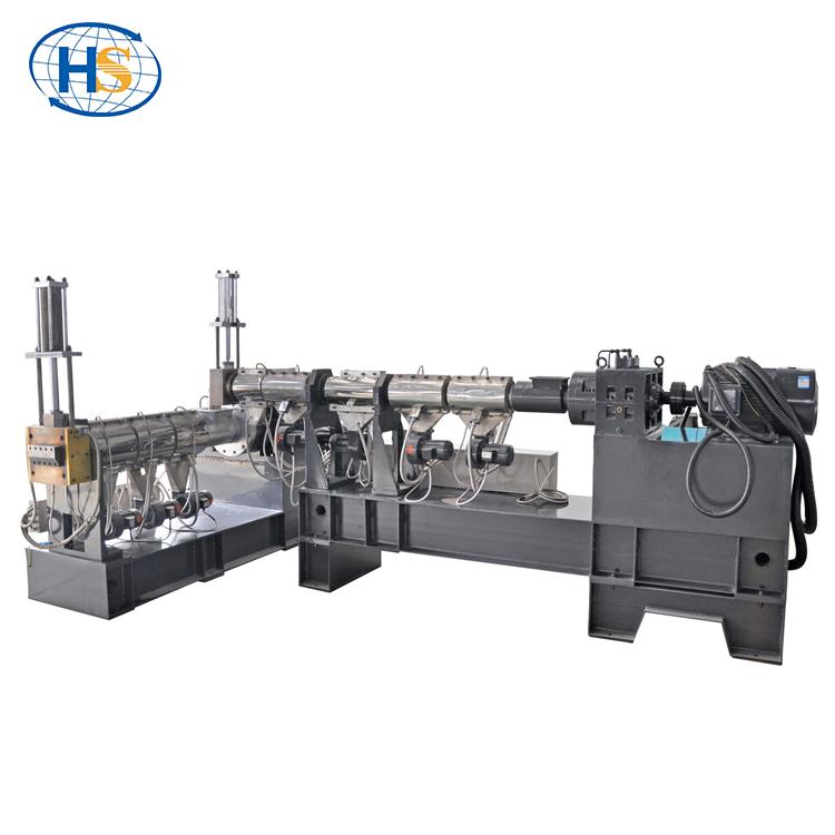Машина для гранулятора полиэтиленовой пленки/экструдер для гранулирования полиэтиленовой пленки