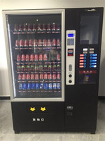 big capacity fruits and vegetable vending machine
