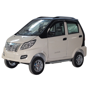 4 seater electric car without driving licence