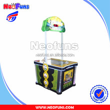 NF-R47A Neofuns Self-develop Lottery Ticket Electronic Super Football Shooting Amusement Game Equipment In Hot Sale