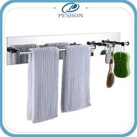 Hotel Exclusive Popular Towel Bar With 4 hook