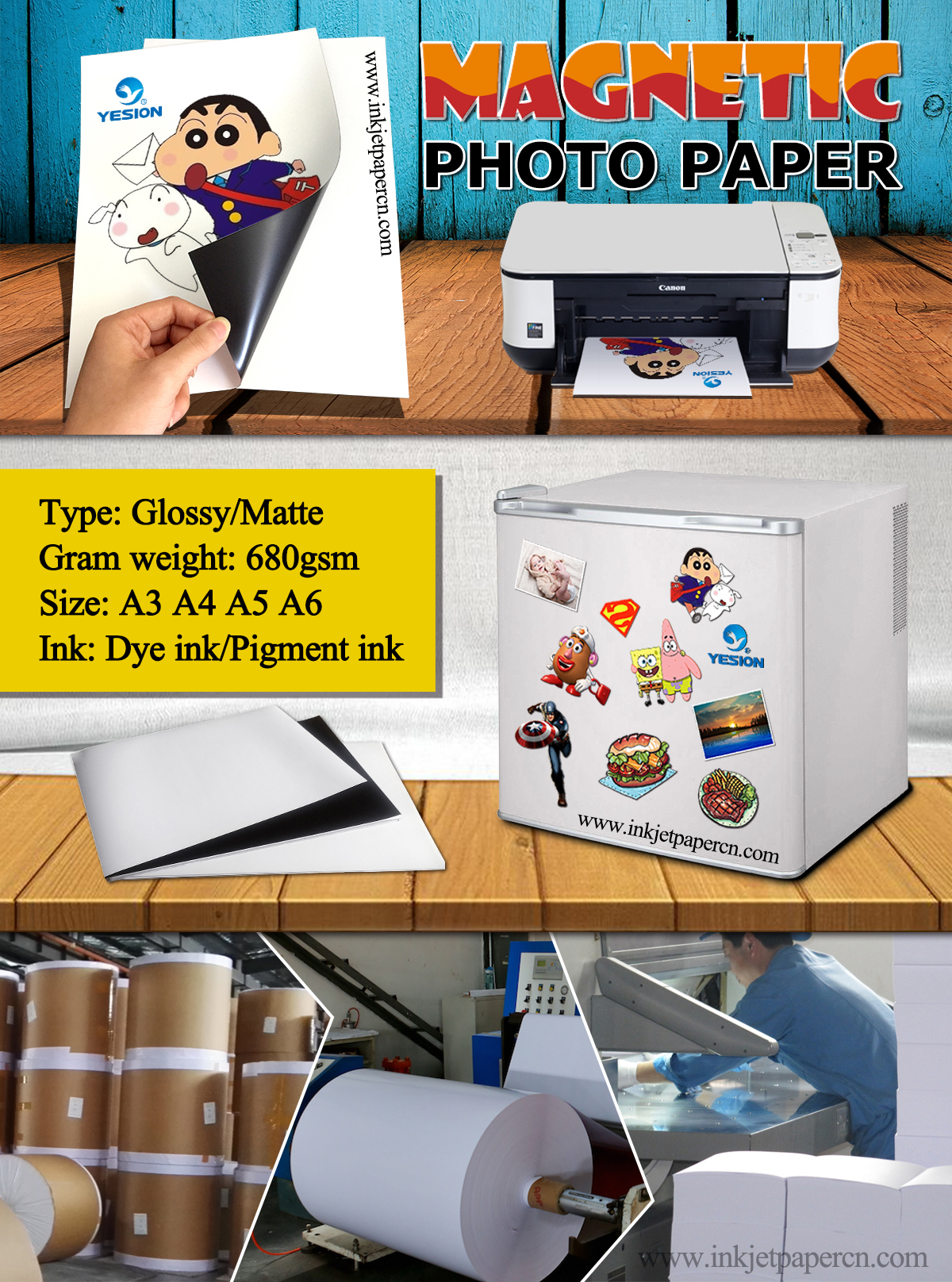 image relating to Printable Magnetic Sheets identified as Very hot Sale!printable Magnetic Sheets/inkjet Magnetic Image Paper - Purchase Printable Magnetic Sheets,Printable Magnetic Sheets,Inkjet Magnetic Image Paper
