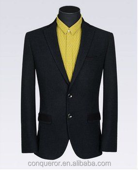 Mens Casual Blazers Custom Made Latest Suit Styles For Men Slim ...
