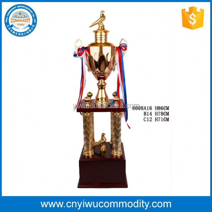 reproduction trophy champions league, basetrophy, trophy for baseball