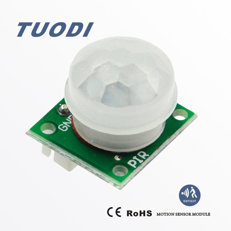TDL-728 Low Voltage Lowe Power PIR Infrared Motion Sensor 5v 12v