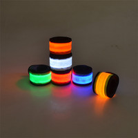 Hot New Design Led Bracelet Light Wristband Glow Bracelet Light up Bracelet Well For Party Wedding Concerts New Toys