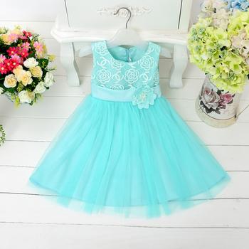 Lovely Baby Girls Dress Petals Wedding Dresses Formal ...