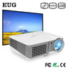 EUG X760 Full HD Video USB HDMI TV 1080P Home Theater lcd projector