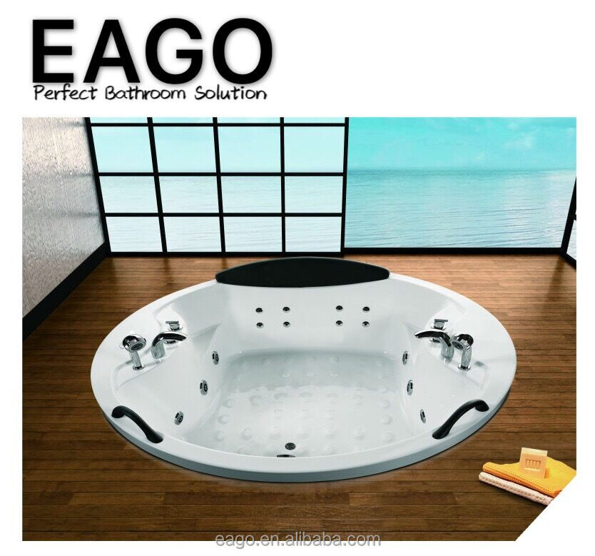 Round Spa Bathtub, Round Spa Bathtub Suppliers and Manufacturers at ...