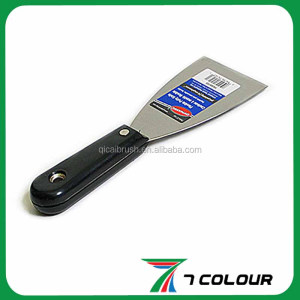 civil construction tools hard plastic scraper