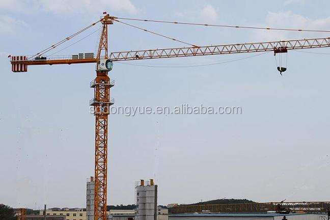 Liebherr Make and Used Condition tower crane liebherr 10 ton uae