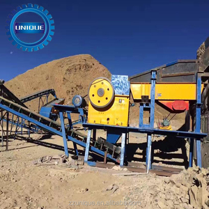 Energy Saving 150-180 TPH Complete Stone Crusher Plant Price