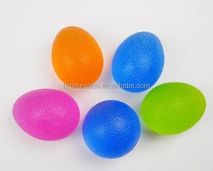 High Quality TPE Material Egg Shape Hand Exercise