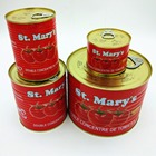 70g 210g 400g 800g 2200g easy open hard open Tin Packing Organic canned tomato paste,tomato ketchup,tomato puree