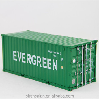 evergreen scale 1 30 20 ft alloy container model buy. Black Bedroom Furniture Sets. Home Design Ideas