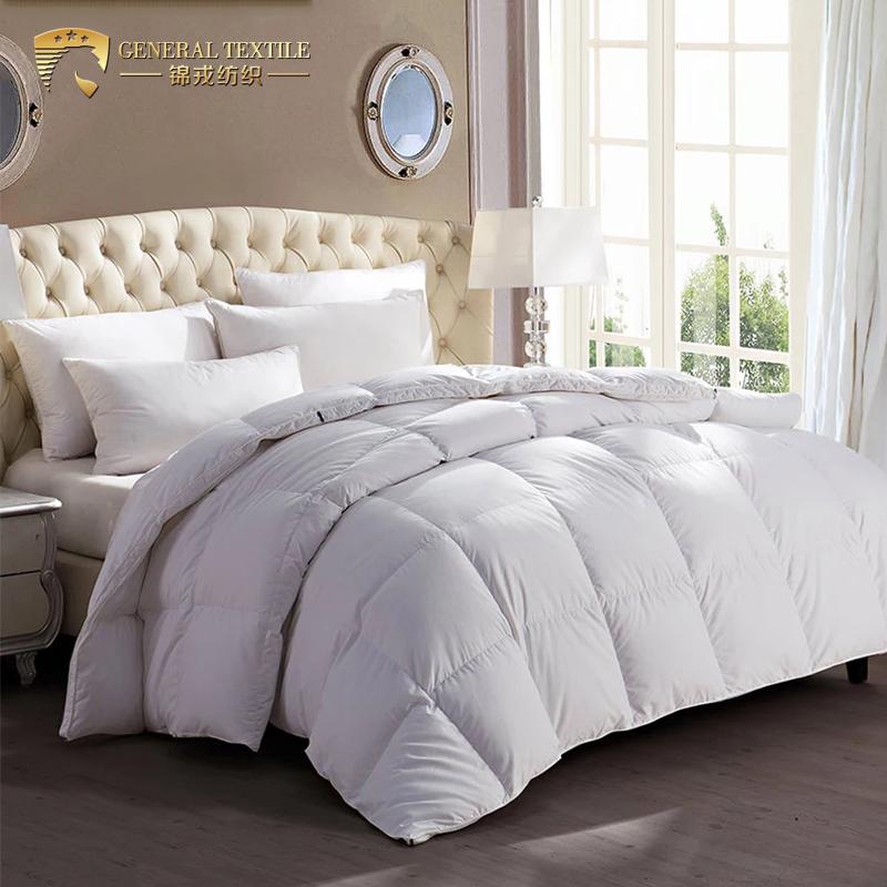 King Linen 80% White duck Down Alternative Comforter Duvet Insert Twin