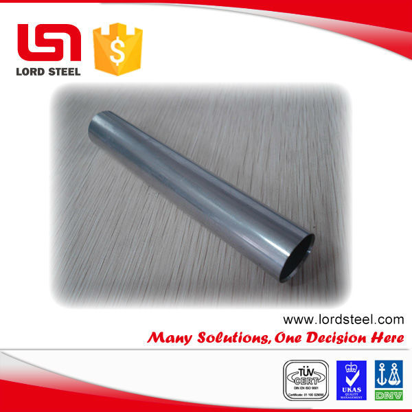 High Quality astm a249 ss 321 / 347 / 304 / 316 Stainless Steel Welded Pipe