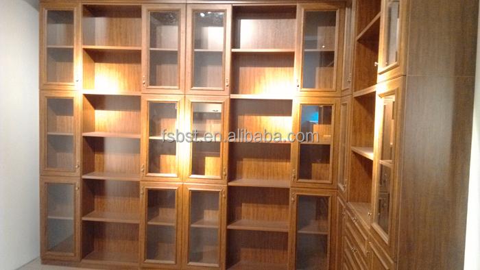 Birkenholz Farbe billige ecke bücherregal mit glastüren holz bücherregal birkenholz