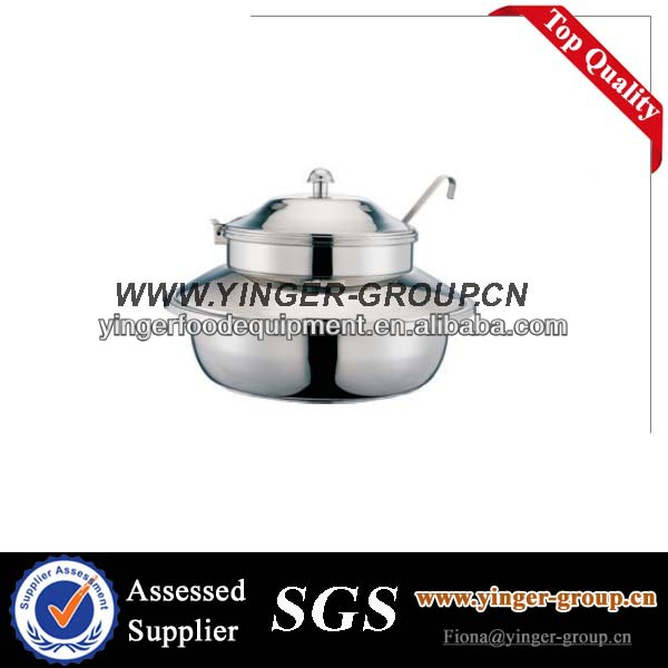 Electric Soup Warmer / Soup Chafing Dish