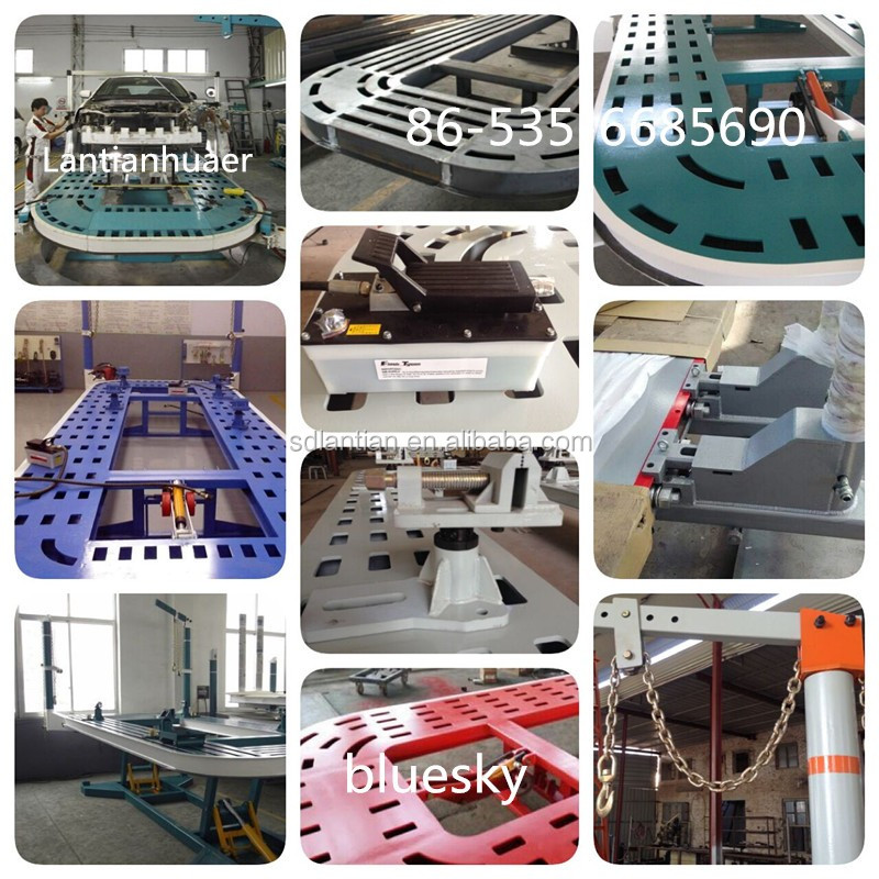 popular type cheap car o linerused frame machine for saleportable frame straightener