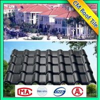 Easy Installation Super Anti-Pollution Corrugated ASA Roof Used Ceiling Tile