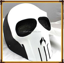 Halloween costume party glass fiber reinforced plastic mask and CS field protective mask