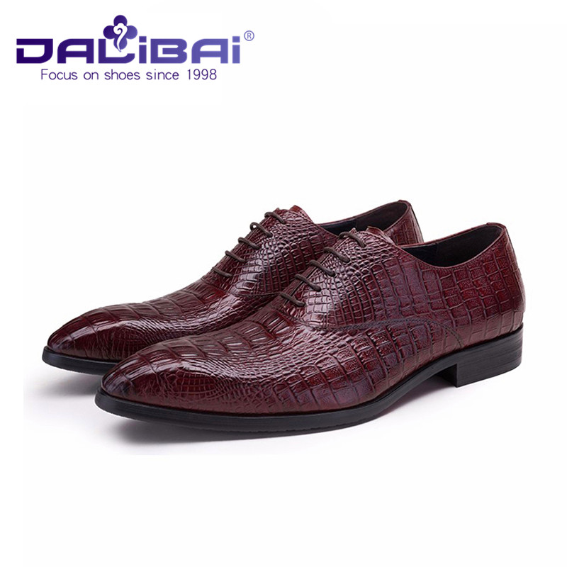 Dark Shoes Mens Dress High Brown Quality Online vS5UwH