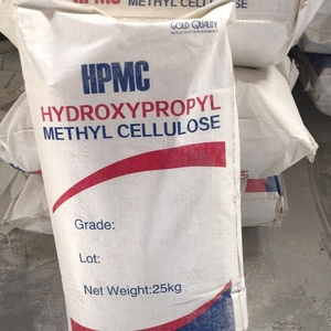 chemical additive hydroxypropyl methyl cellulose HPMC for interior wall putty construction chemicals