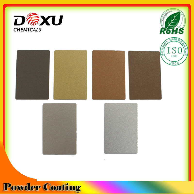 Spray Metal Polyurethane Powder Coating