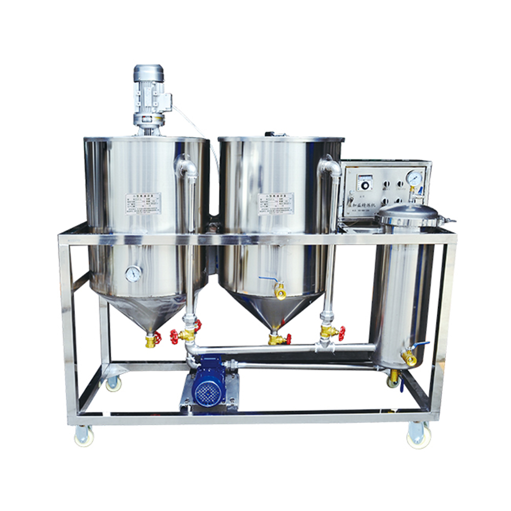 Good sale batch oil refinery equipment , vegetable oil refinery plant, crude oil refinery plant for making cooking oil