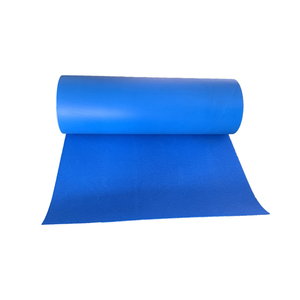 High quality food grade blue smooth pu conveyor belt