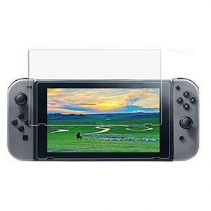 2018 Swith Tempered Glass Screen Protector For Nintendo Switch