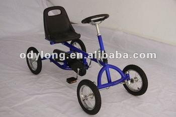 Outdoor Pedal Go Kart 4 Wheel Bicycle Super From Manufacturer
