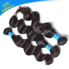 unprocessed pure and clean virgin southeast asian hair, xuchang harmony hair products co ltd