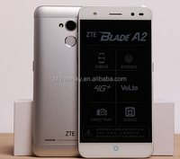ZTE Blade A2 MTK6750 Octa Core 4G FDD LTE Smart Phone 2GB+16GB Camera 13.0MP Android 5.1 Fingerprint Metal Body