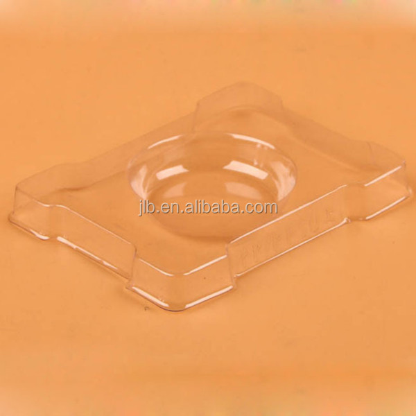 Product packaging box blister insert tray capsule package