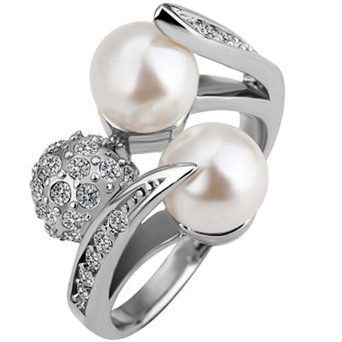 Iran Turquoise Aquamarine Silver Pink Sapphire Ring