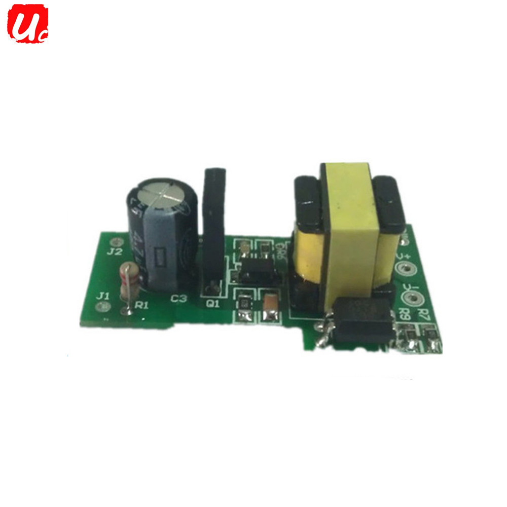 UC Competitive Price FR4 Rigid Single/Double Sided Board PCBA Ems Manufacturer Made In China