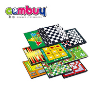 9 in 1 giocattoli educativi set lavagna magnetica <span class=keywords><strong>gioco</strong></span> di scacchi