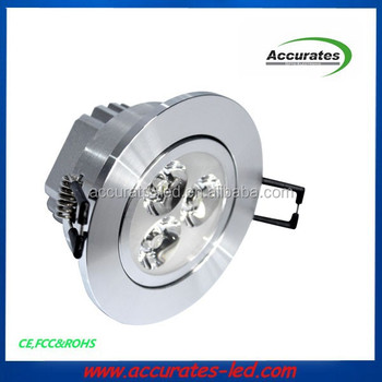 Wholesale cheap price led light 3w Warm White Color Temperature ...